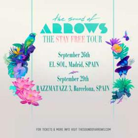 The Sound of Arrows en Barcelona