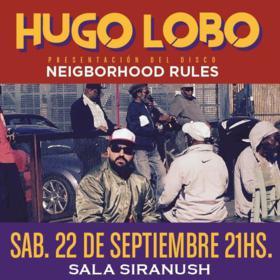 Hugo Lobo en Sala Siranush