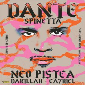 Dante Spinetta en Niceto Club