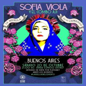 Sofía Viola en el Xirgu