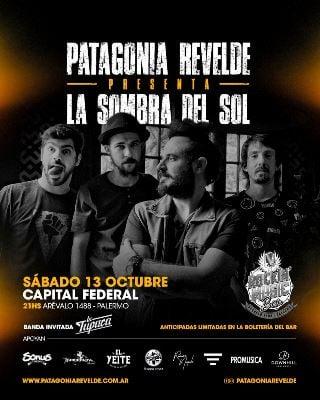 Patagonia Revelde en Rockin Food