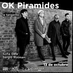 Ok Pirámides en La Tangente