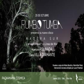 Rumbo Tumba en el Centro Cultural Recoleta