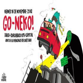 Go-Neko! en el Xirgu