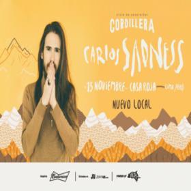 Carlos Sadness en Perú