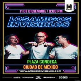 Los Amigos Invisibles en México
