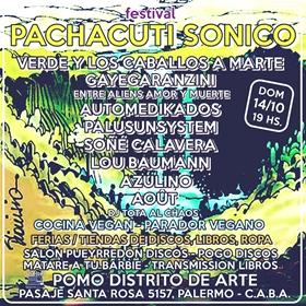 Festival Pachacuti Sonico en Pomo