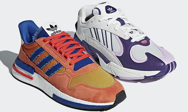 zapatillas dragon ball adidas