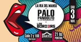 Palo Pandolfo en Berisso