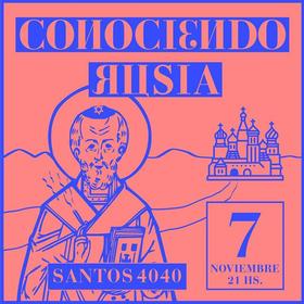 Conociendo Rusia en Santos 4040