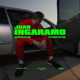 Juan Ingaramo en Niceto Club