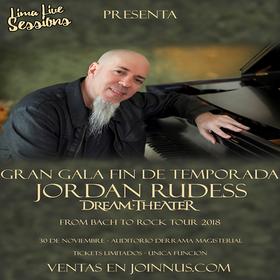 Jordan Rudess en Perú