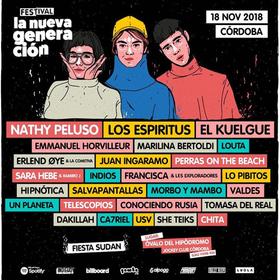 Festival La Nueva Generación 2018
