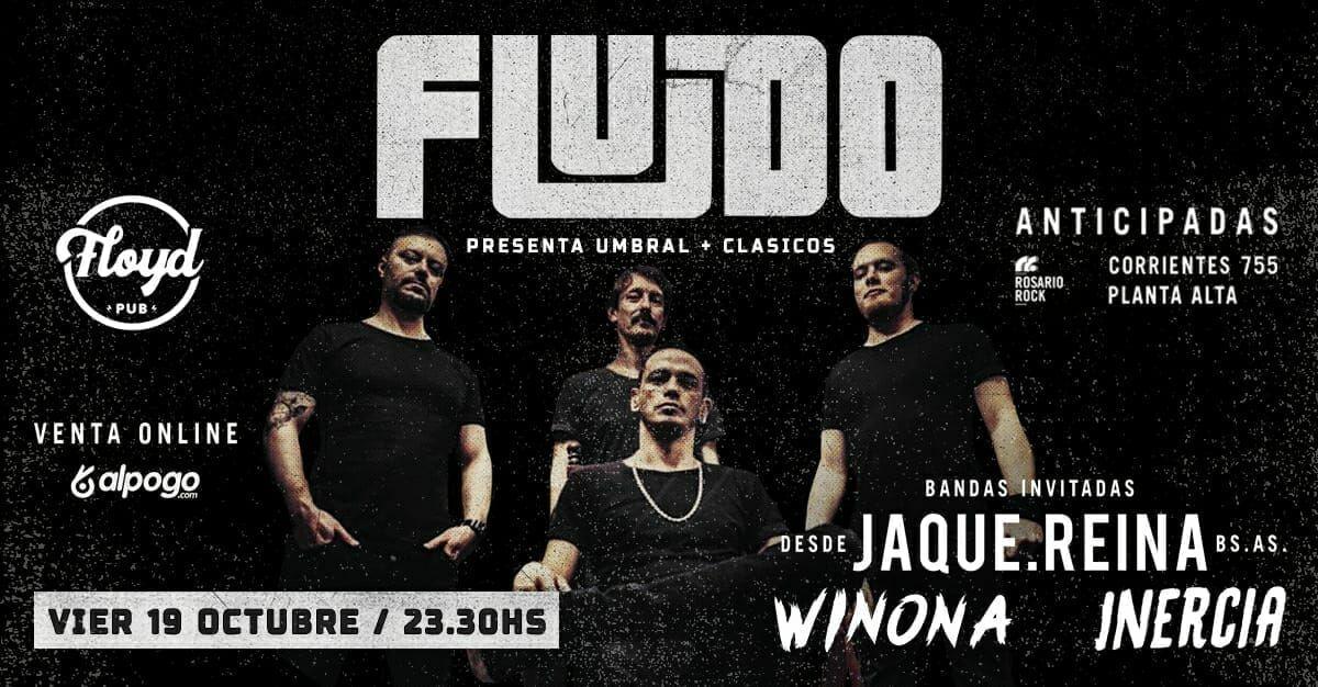FLUIDO en Rosario