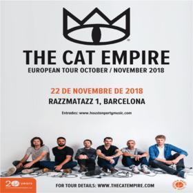 The Cat Empire en Barcelona