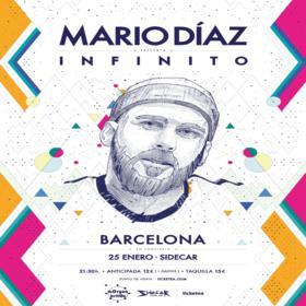 Mario Díaz en Barcelona