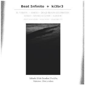 Beat Infinito + ki3br3