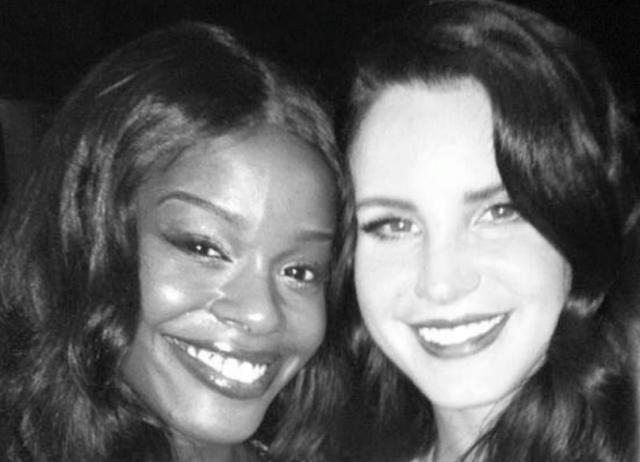 """Lana del Rey enfrentada con Azealia Banks:""""Podrías haber sido la mejor rapera viva, pero perdiste tu oportunidad"""""""