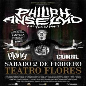 Phil Anselmo and The Illegals en Argentina