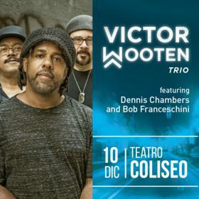 Victor Wooten en Argentina