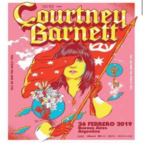 Courtney Barnett en Argentina