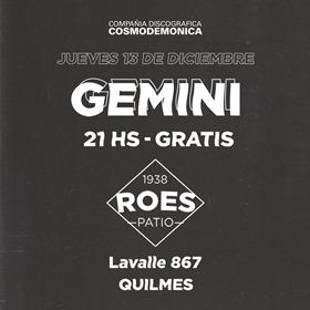 Gemini en Quilmes