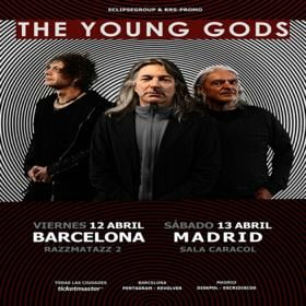 The Young Gods en Madrid