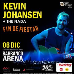Kevin Johansen en Perú