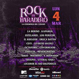 Rock en Baradero Día 3