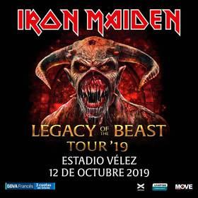 Iron Maiden en Argentina