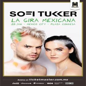 Sofi Tukker en México
