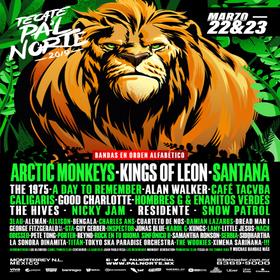 Tecate Pa'l Norte 2019