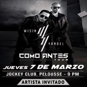 , Calendario de Conciertos en Perú