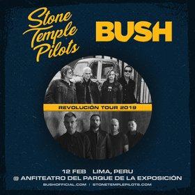 Bush y Stone Temple Pistols en Perú