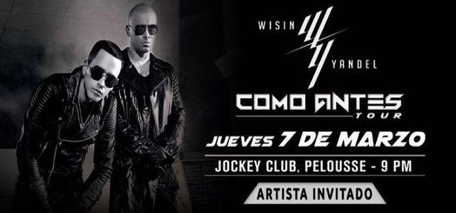 Wisin y Yandel en Perú