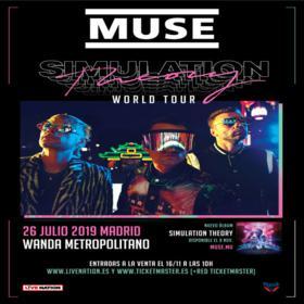 Muse en Madrid
