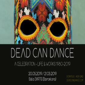 Dead Can Dance en Barcelona