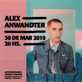 Alex Anwandter en Córdoba