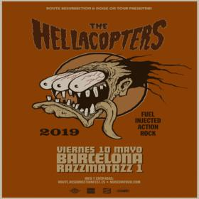 The Hellacopters en Barcelona