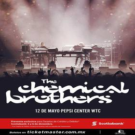 The Chemical Brothers en México