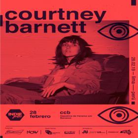 Courtney Barnett en Perú