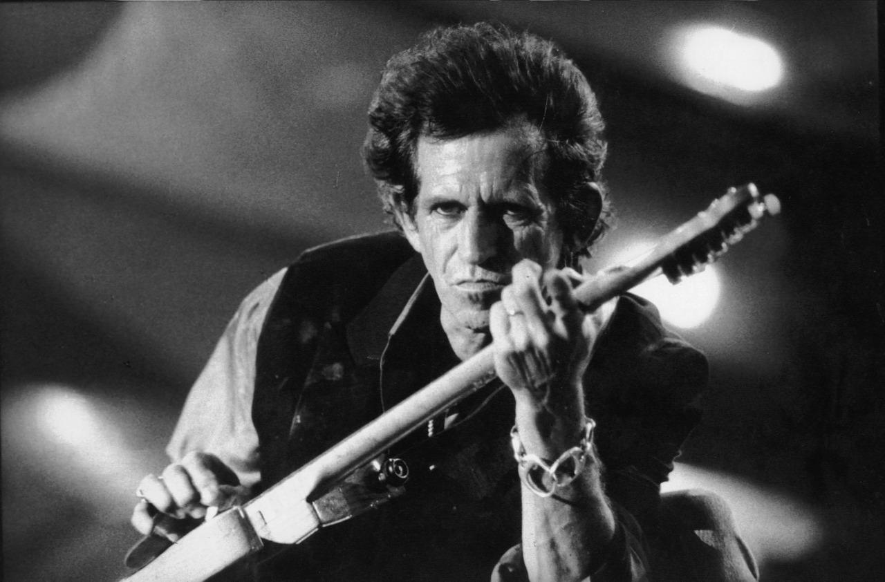 Keith Richards explica por qué siguen saliendo de gira con los Rolling Stones
