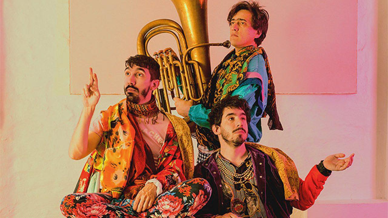 """Los Reyes del Falsete presentan su nuevo disco: """"GUACALART"""""""