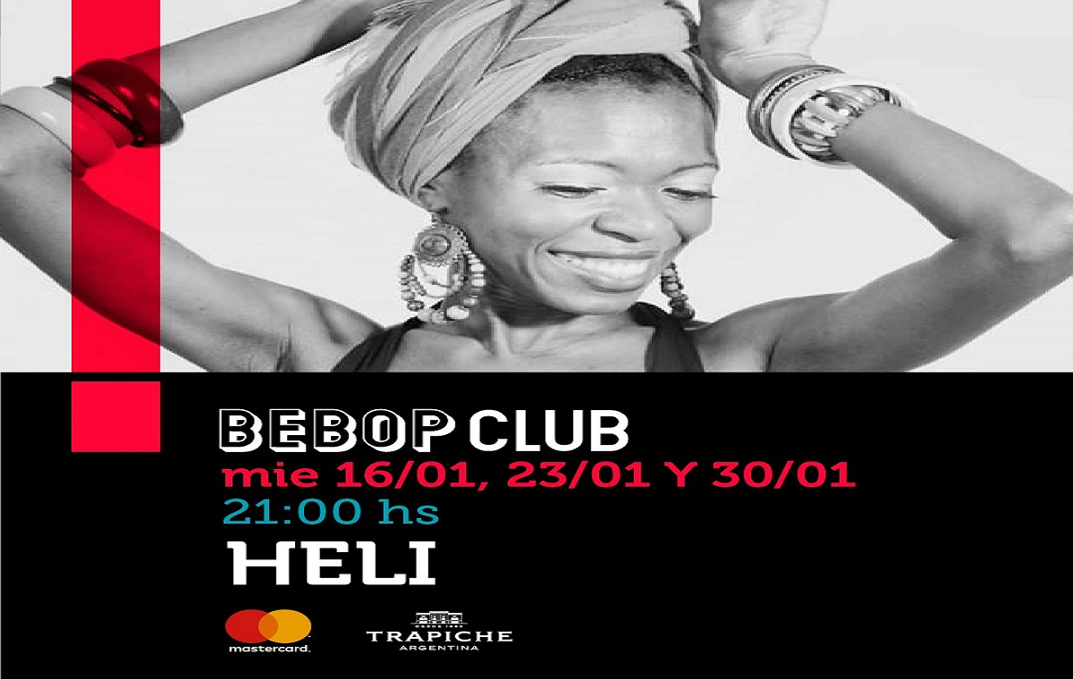 Héli en Bebop Club