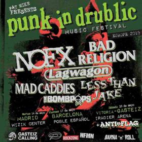 Punk in drublic Music Festival en Barcelona