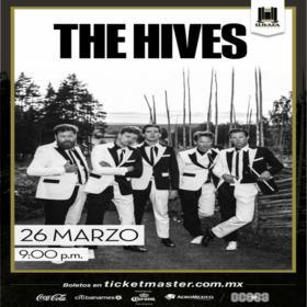 The Hives en México