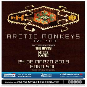 Arctic Monkeys en México