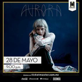 Aurora en México
