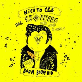 Boom Boom Kid en Niceto Club
