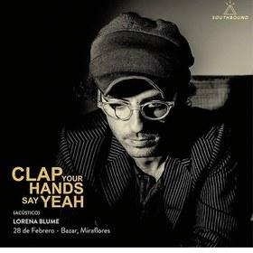 Clap Your Hands Say Yeah en Perú